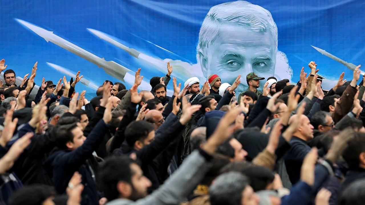 Soleimani Körper kommt im Iran Trump Probleme, die neue Bedrohungen
