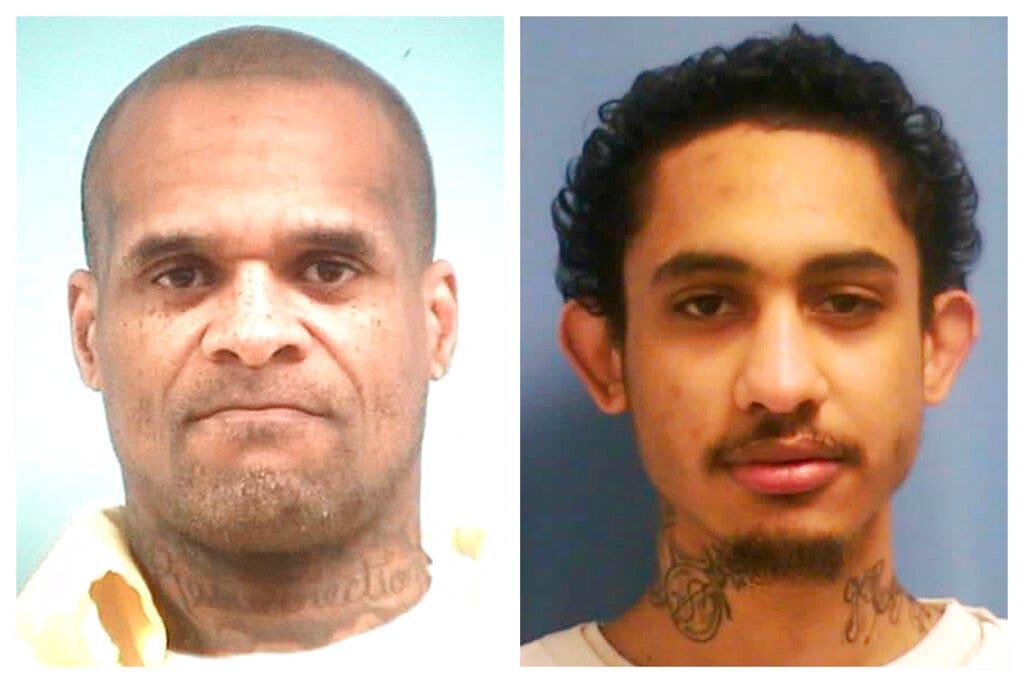 Δύο Μισισιπή κρατούμενοι ξεφύγουν από τη φυλακή, ακόμα, οι αρχές λένε