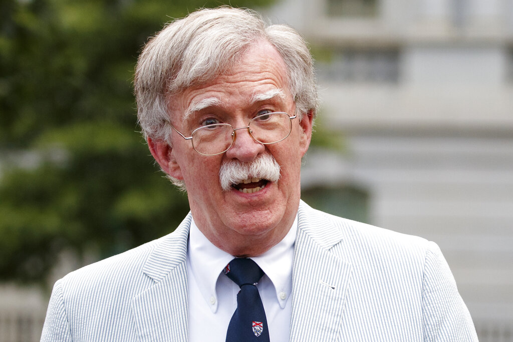 Bolton blasts Sanders for AIPAC snub, asks if he'd make Ilhan Omar secretary of state