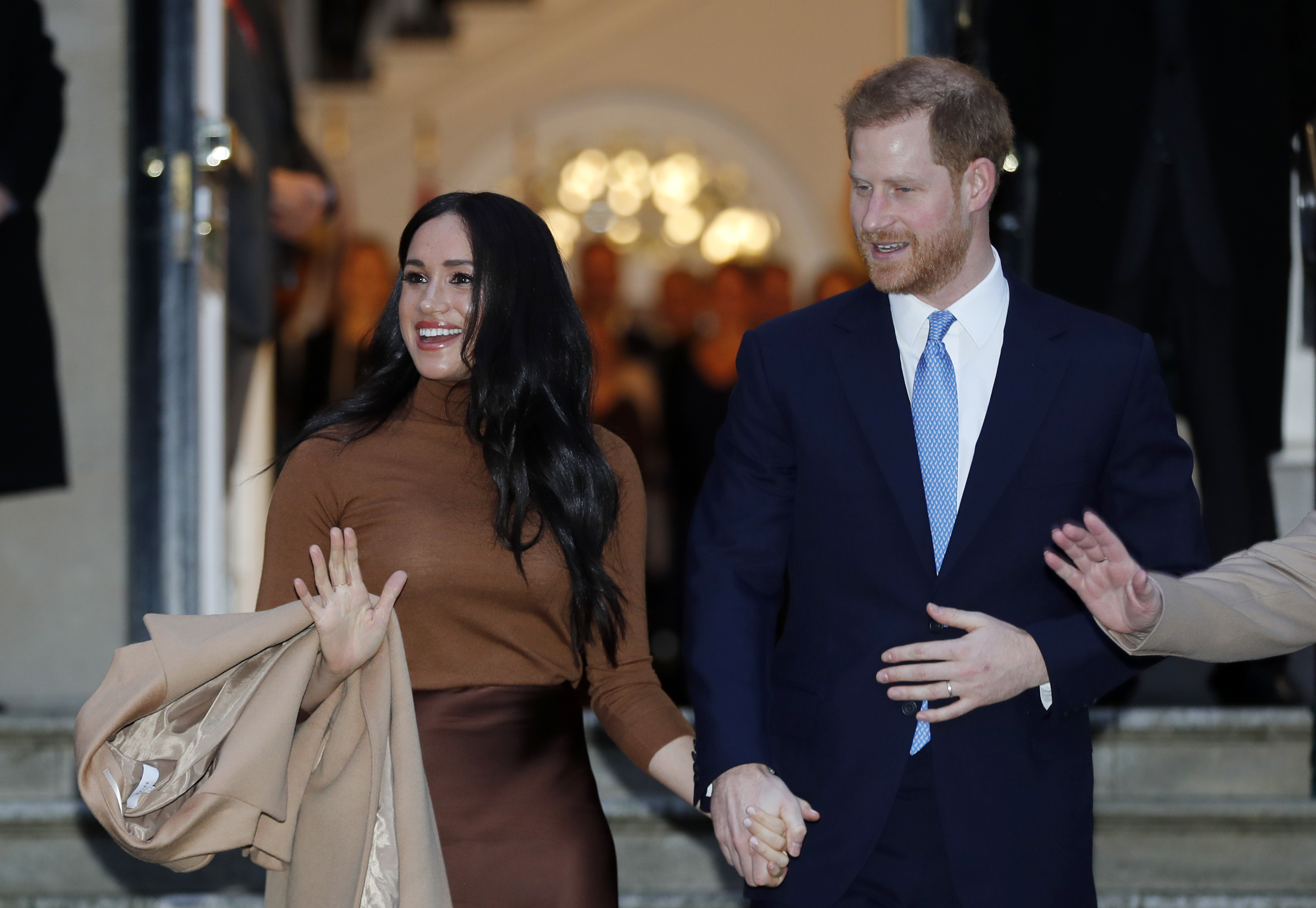 Meghan Markle und Archie Sicherheit fuhr 'Megxit' Entscheidung, Prince Harry ' s pal Forderungen