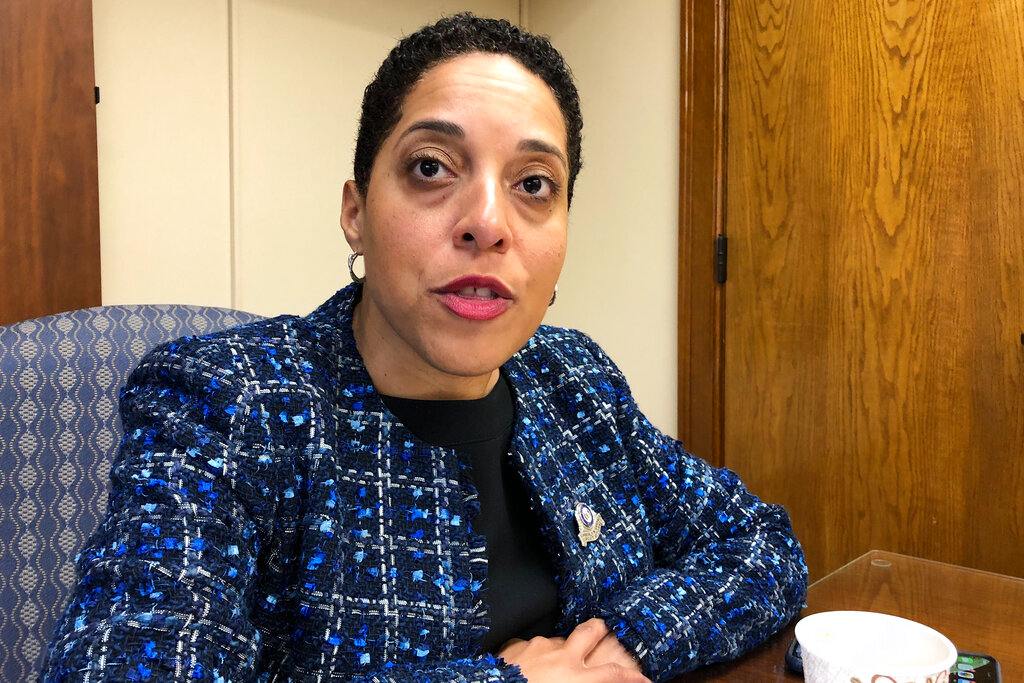 St. Louis prosecutor sues city, police union, alleging racist 'conspiracy' to force her from office