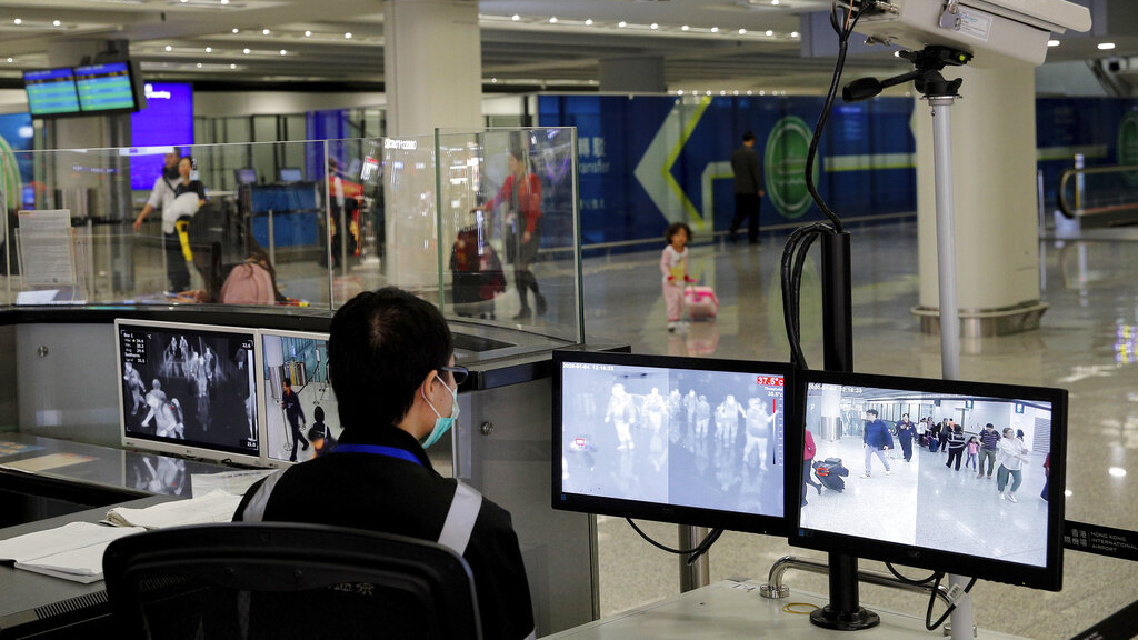 After deadly virus outbreak in China, CDC announces 'enhanced health screenings' at 3 major US airports