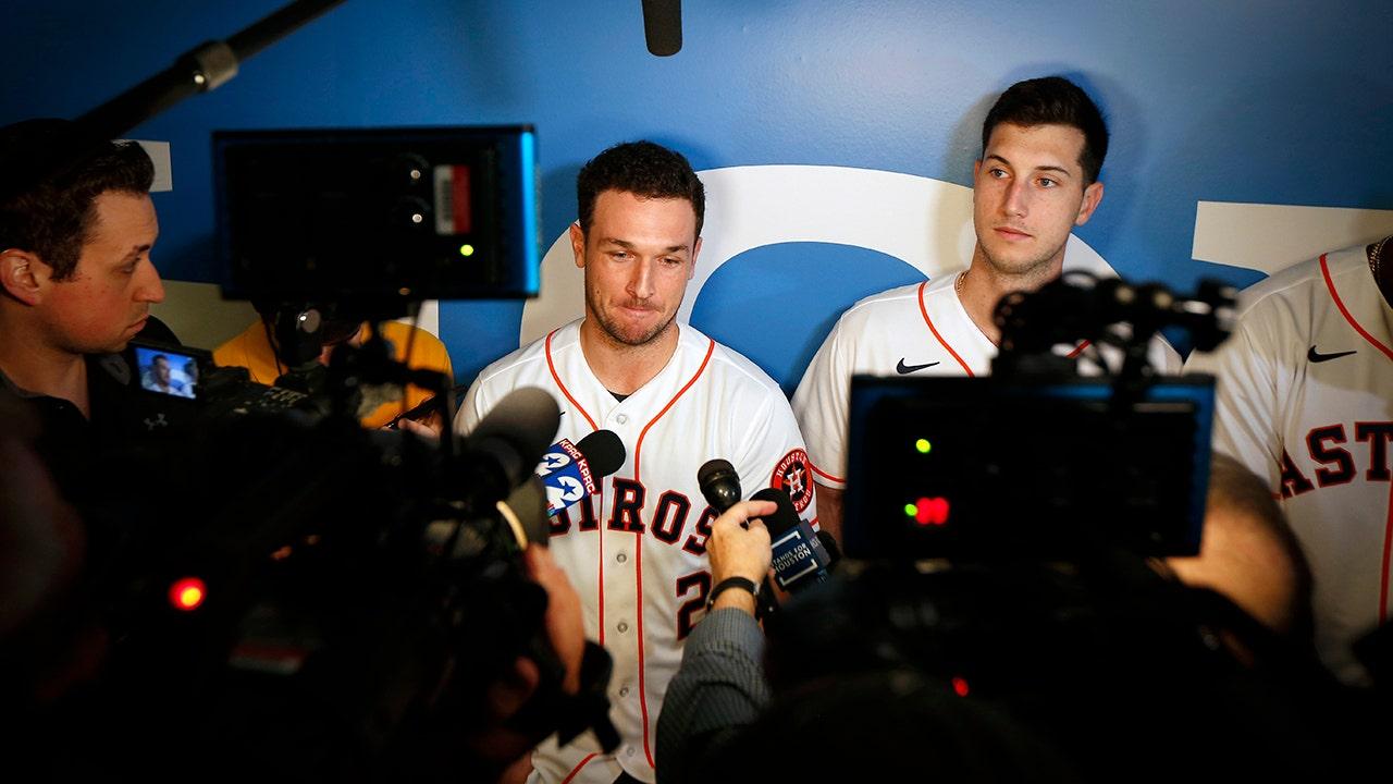 Astros、赤Soxの先を見る目覚めのサイン-盗難事件
