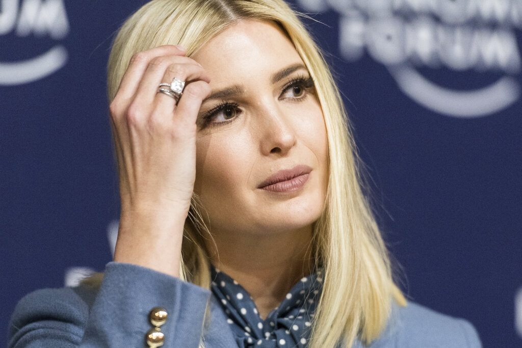 Ivanka Trump praises Greta Thunberg: 'She's elevated awareness and that's a positive thing'