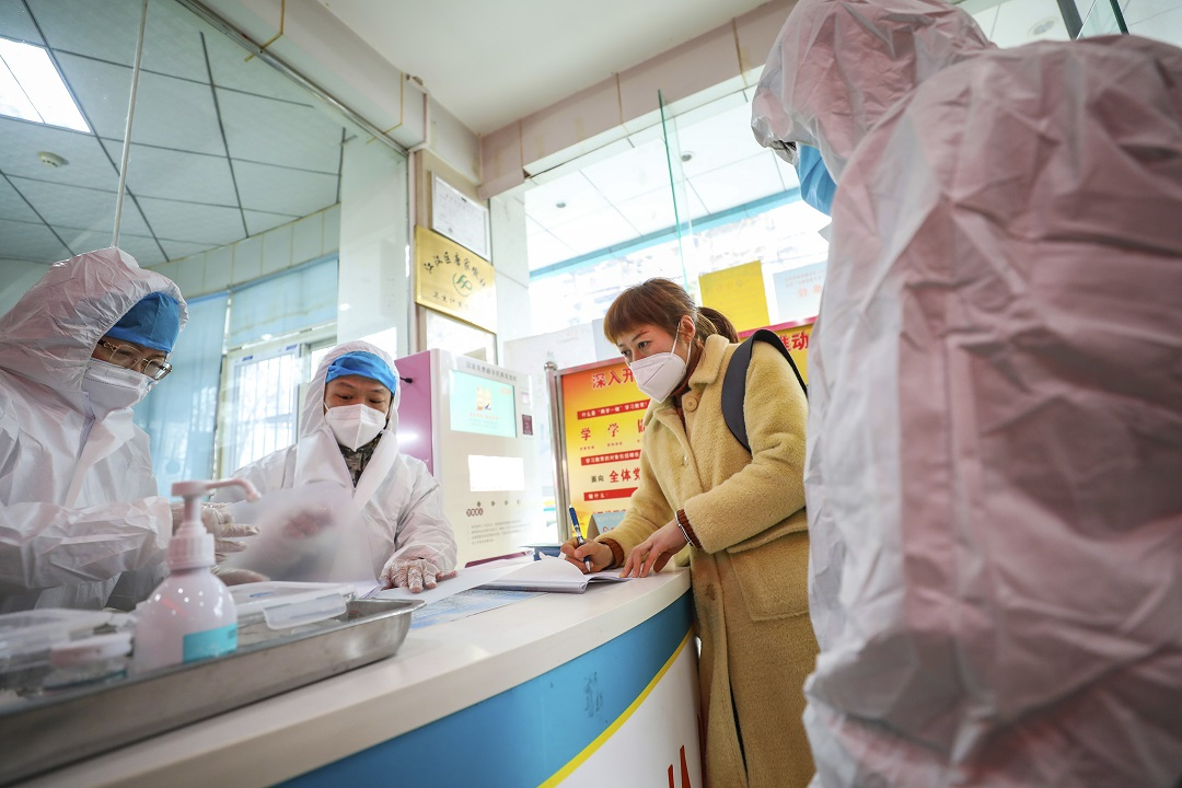 Westlake Legal Group AP20027535020561 Coronavirus outbreak: US urges Americans to 'reconsider' China travel, plans to move personnel out of Wuhan Louis Casiano fox-news/world/world-regions/china fox-news/health/infectious-disease/outbreaks fox-news/health/infectious-disease/coronavirus fox news fnc/health fnc d2b95f05-6cd1-5695-a84a-c6c01b5f3765 article