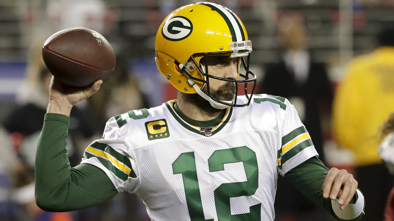 Packers' Aaron Rodgers recalls nearly being trapped in Peru amid coronavirus pandemic