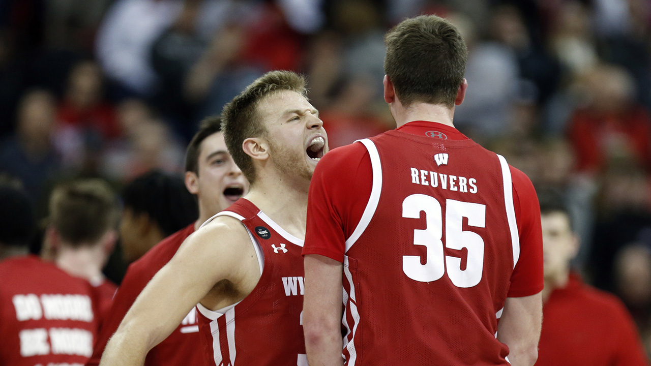 Westlake Legal Group Brad-Davison Wisconsin rallies late to upset No. 5 Ohio State 61-57 fox-news/sports/ncaa/wisconsin-badgers fox-news/sports/ncaa/ohio-state-buckeyes fox-news/sports/ncaa-bk fox-news/sports/ncaa fnc/sports fnc Associated Press article 1ad98f11-5cd3-5001-8298-2174218f4dba