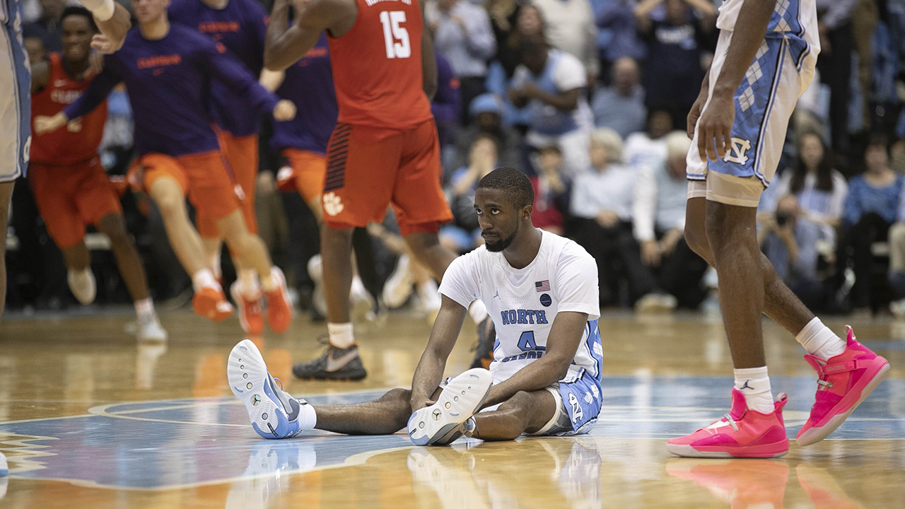 Westlake Legal Group Brandon-Robinson UNC basketball player Brandon Robinson injured in car crash fox-news/sports/ncaa/north-carolina-tar-heels fox-news/sports/ncaa-bk fox-news/sports/ncaa fnc/sports fnc Associated Press article 131a6ece-9ef4-5bfa-8f6e-5ad42970f601