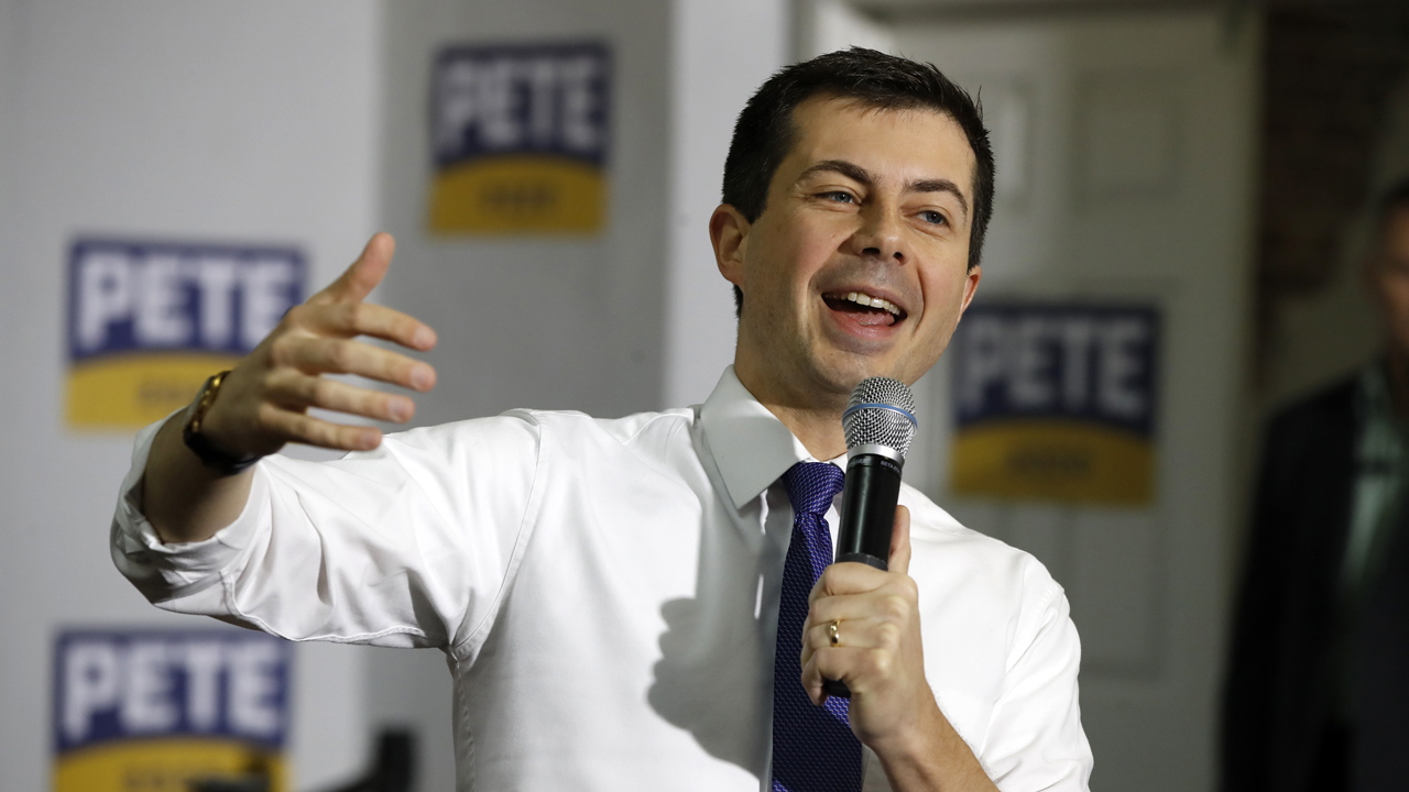 Pete Buttigieg lampooned for tweeting quote critics say 'literally doesn't mean anything'