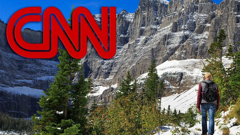 CNN押し気候変動の報告書公園の除去兆しい氷河がなくな2020年までに