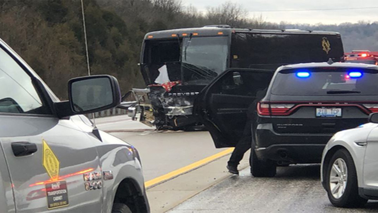 Campbell County Bus Crash