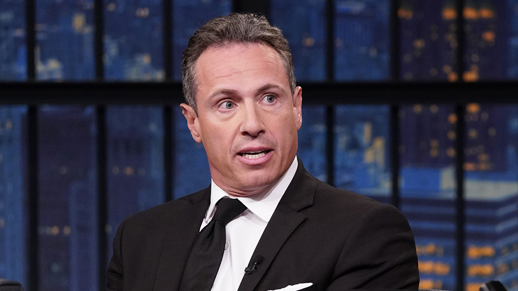 Chris Cuomo 1 - CNN's Chris Cuomo rips Trump for 'pathetic' Schumer-Pelosi tweet: 'He has nothing else to offer'
