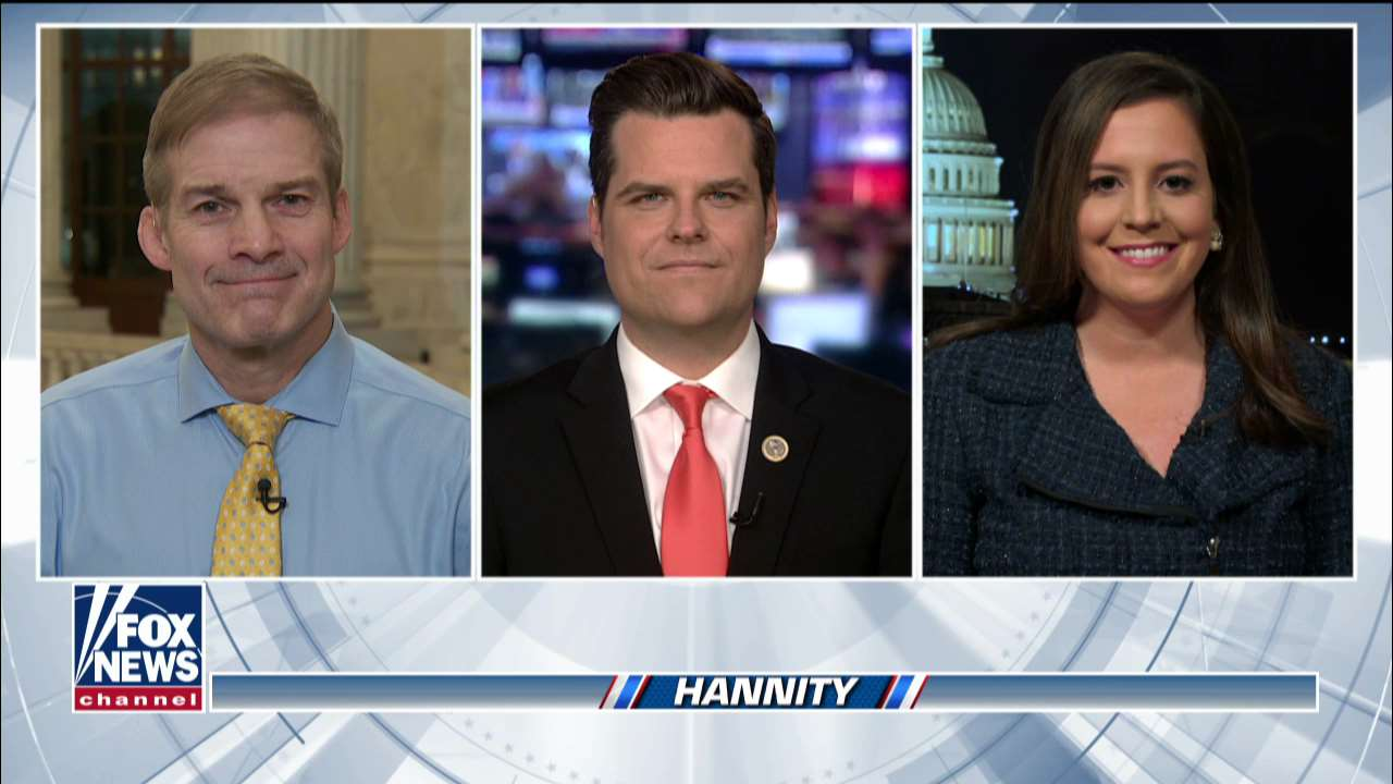 Westlake Legal Group ENC3_132230118588660000 Rep. Elise Stefanik: Nancy Pelosi needs to know she has 'no authority over the Senate' fox-news/us/us-regions/northeast/new-york fox-news/shows/hannity fox-news/politics/trump-impeachment-inquiry fox-news/politics/senate/democrats fox-news/politics/house-of-representatives/republicans fox-news/politics/house-of-representatives/democrats fox-news/politics/house-of-representatives fox-news/politics/elections/democrats fox-news/person/donald-trump fox-news/media/fox-news-flash fox-news/media fox news fnc/media fnc Charles Creitz article 482e16fb-56f1-5808-afcd-934608186b0d