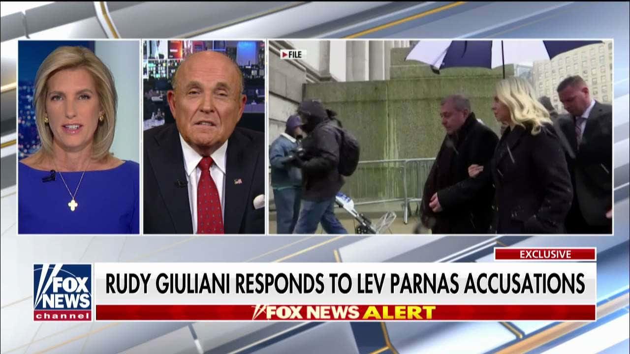 Westlake Legal Group ENC3_132240507559920000 Giuliani 'heartbroken' by Lev Parnas' 'stupid lies,' says he's trying to avoid jail fox-news/world/conflicts/ukraine fox-news/us/us-regions/northeast/new-york fox-news/shows/ingraham-angle fox-news/politics/trump-impeachment-inquiry fox-news/person/donald-trump fox-news/media/fox-news-flash fox-news/media fox news fnc/media fnc Charles Creitz bc063ca3-f3fb-5472-bbbc-4516fc232f5a article