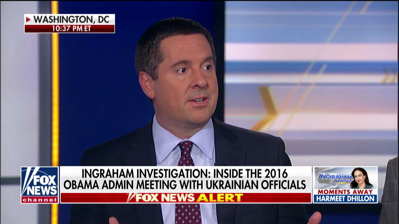 Westlake Legal Group ENC3_132246562771080000 Devin Nunes: National Security Council should be 'quarantined' to Virginia fox-news/us/us-regions/southeast/virginia fox-news/shows/ingraham-angle fox-news/politics/trump-impeachment-inquiry fox-news/politics/foreign-policy/state-department fox-news/politics/executive/white-house fox-news/politics/executive/national-security fox-news/person/donald-trump fox-news/person/devin-nunes fox-news/media/fox-news-flash fox-news/media fox news fnc/media fnc Charles Creitz article 416576f7-ba1d-51b9-923f-ee8e700c1a4a