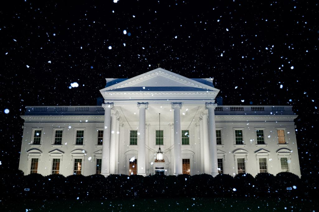 Westlake Legal Group EOID4CKXUAw03sO White House's 'first snow of the year' tweet confuses Washington, DC, residents fox-news/weather fox-news/politics/executive/white-house fox news fnc/politics fnc Edmund DeMarche e260d3e5-1ecf-5890-8bd3-6c420be5f9c2 article