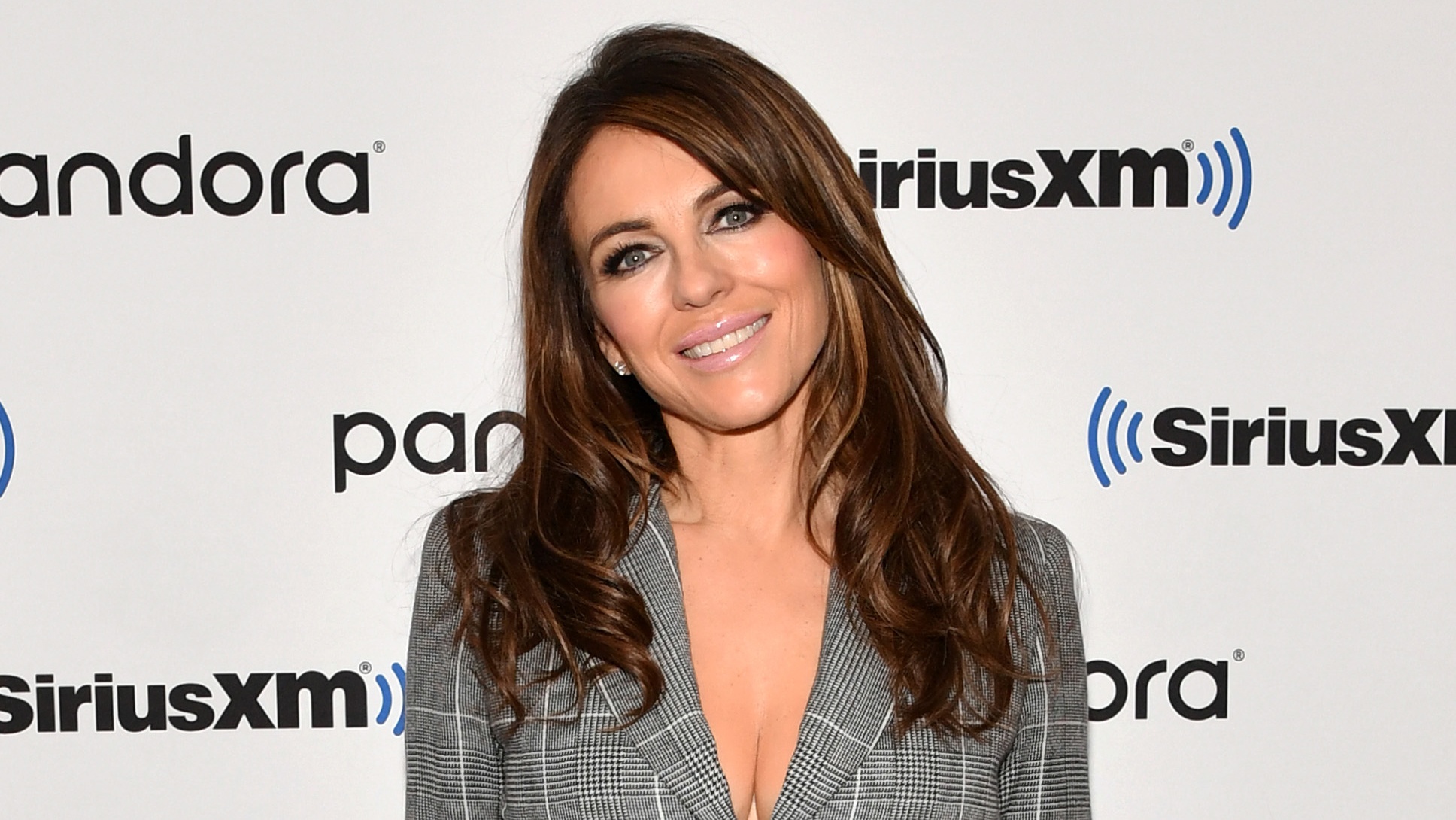 Elizabeth Hurley1 Elizabeth Hurley 55 impresses her fans with stunning bikini snap 8216 Another day 8230 another bikini 8217 8211 Fox News