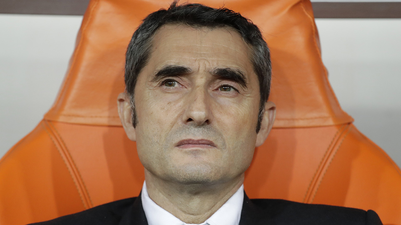Valverde questioned after another late collapse by Barcelona