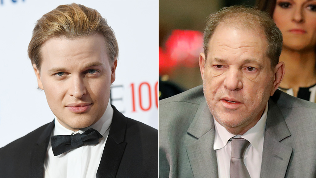 Ronan Farrow unearths audio of Harvey Weinstein police sting operation