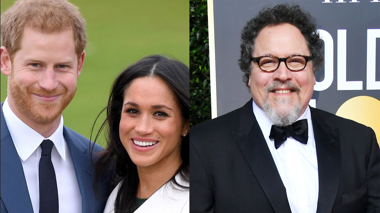 Westlake Legal Group Harry-Meghan-Markle-Jon-Favreau Meghan Markle, Prince Harry pitch voiceover work to director Jon Favreau in video Nate Day fox-news/world/personalities/british-royals fox-news/topic/royals fox-news/person/prince-harry fox-news/entertainment/tv fox-news/entertainment/movies fox-news/entertainment/celebrity-news/meghan-markle fox-news/entertainment/celebrity-news fox news fnc/entertainment fnc dfeac863-b56e-585d-93ea-54b9735b8a13 article