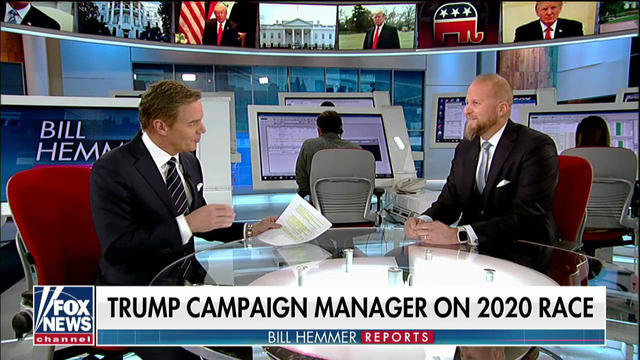 Westlake Legal Group HemmerParscale Brad Parscale: 'Right now, the American people have tuned out' 2020 Democrats Samuel Chamberlain fox-news/shows/fox-news-reporting fox-news/politics/elections/campaigning/trump-2020-campaign fox-news/politics/2020-presidential-election fox-news/media/fox-news-flash fox news fnc/media fnc bf17bcac-5156-57b2-8a51-dde377f54ed8 article