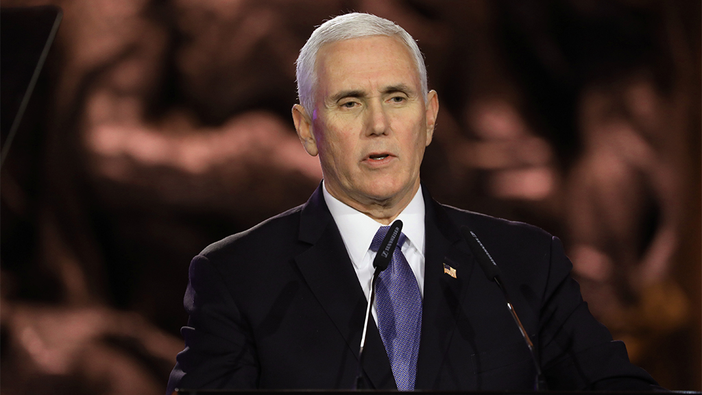 Newt Gingrich: Vice President Pence's big week