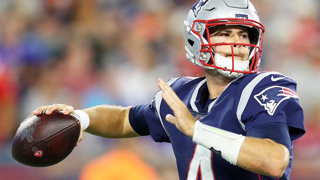 Patriots' Jarrett Stidham erhält Vertrauensvotum von team-captain
