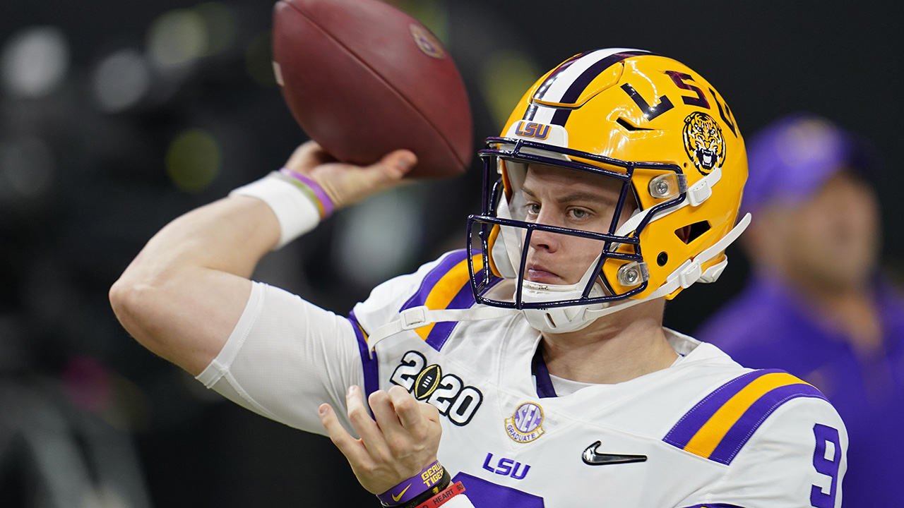 Joe Burrow reveals which NFL team he's willing to play for
