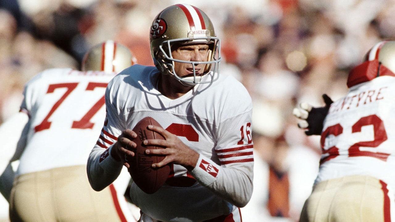 Westlake Legal Group Joe-Montana-Super-Bowl-XXIV Super Bowl LIV's offensive-minded quarterbacks could lead to interception bonanza, historic marks fox-news/sports fox news fnc/sports fnc ef3a7781-4d4b-5567-bdf2-2cfe50612b23 article