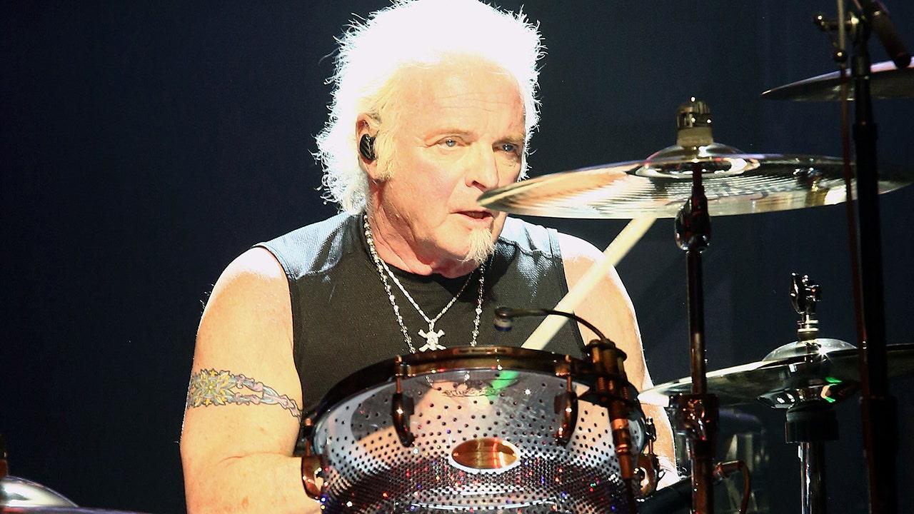 Aerosmith drummer Joey Kramer barred from Grammys rehearsal by security amid lawsuit drama