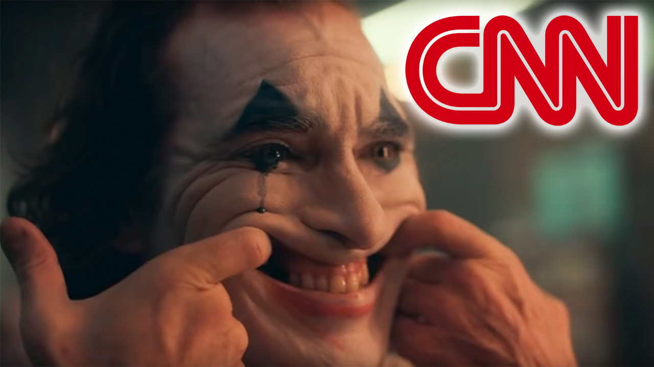 CNN calls Oscar contender 'Joker' 'controversial' due to 'potentially' inciting violence