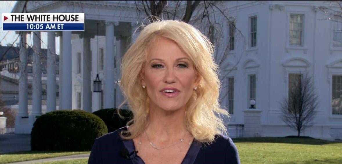 Donald trump Kellyanne Conway: Lev Parnas is a 'proven liar,' 'nobody needs any help beating Joe Biden' thumbnail