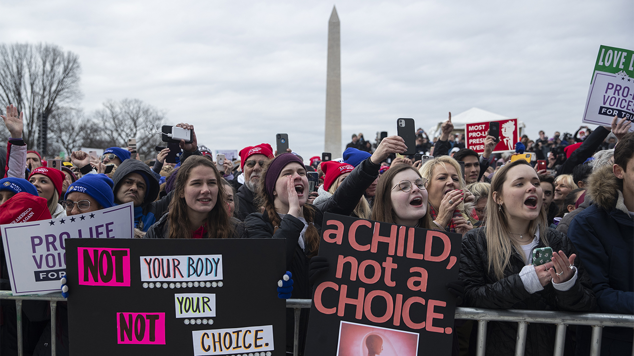 March for Life AP 2 - Colorado House panel kills bill that would ensure medical care for babies born alive after abortions