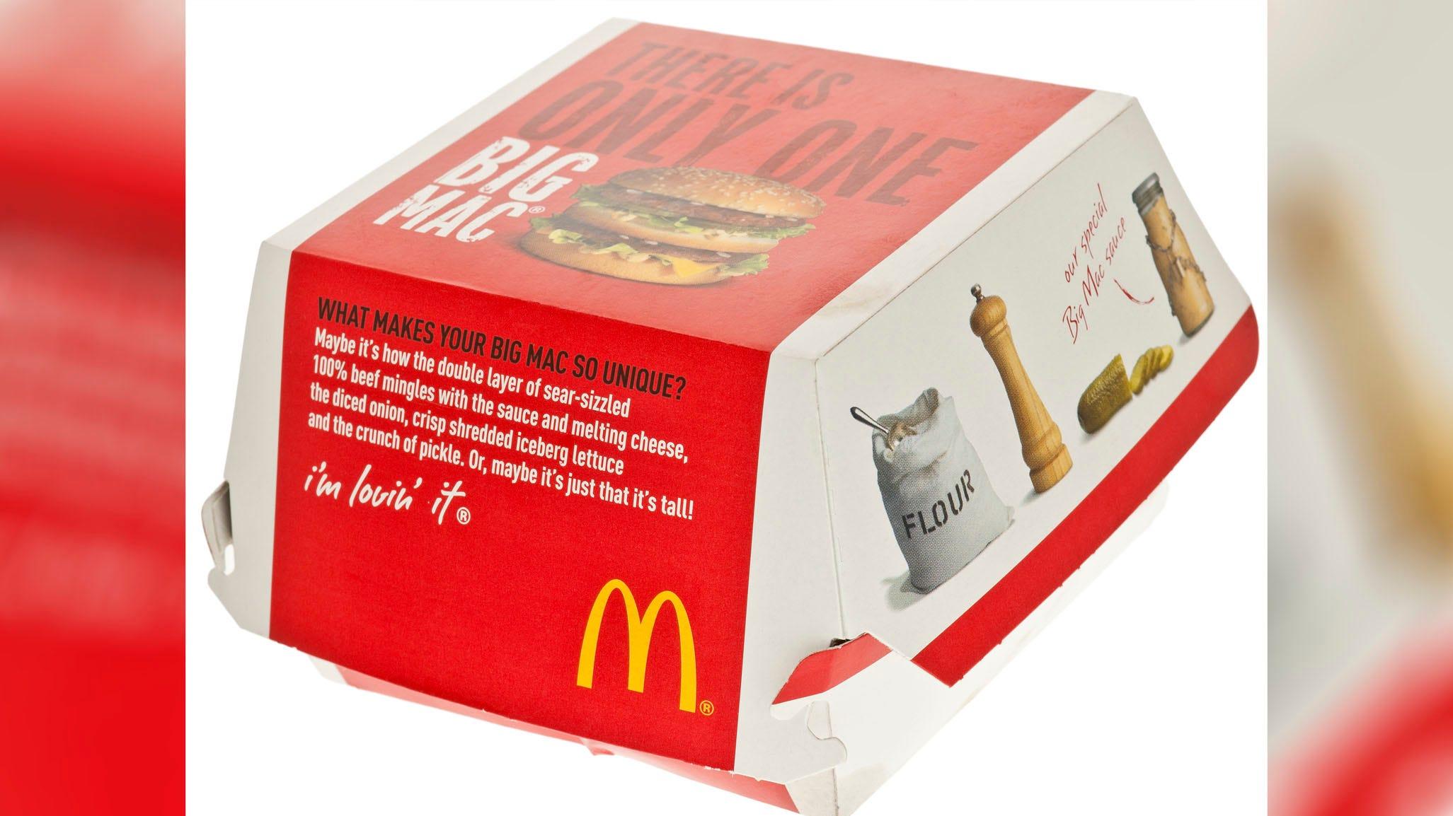 Westlake Legal Group McDonalds-burger-box 20-year-old McDonald's burger still looks brand new, smells like cardboard Michael Hollan fox-news/food-drink/food/restaurants fox-news/food-drink/food/fast-food fox news fnc/food-drink fnc article 031375bb-0f1f-5b28-9be0-d27672fbc6bf