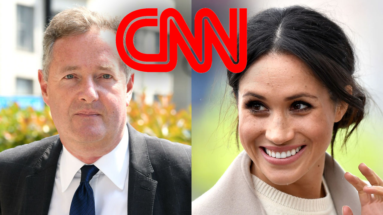 Westlake Legal Group Meghan-Markle-morgan-cnn Piers Morgan rips former employer CNN over 'disgraceful race-baiting' coverage of Meghan Markle Joseph Wulfsohn fox news fnc/media fnc article 97dee53c-d050-5f20-b2f4-5afef2d45f3d