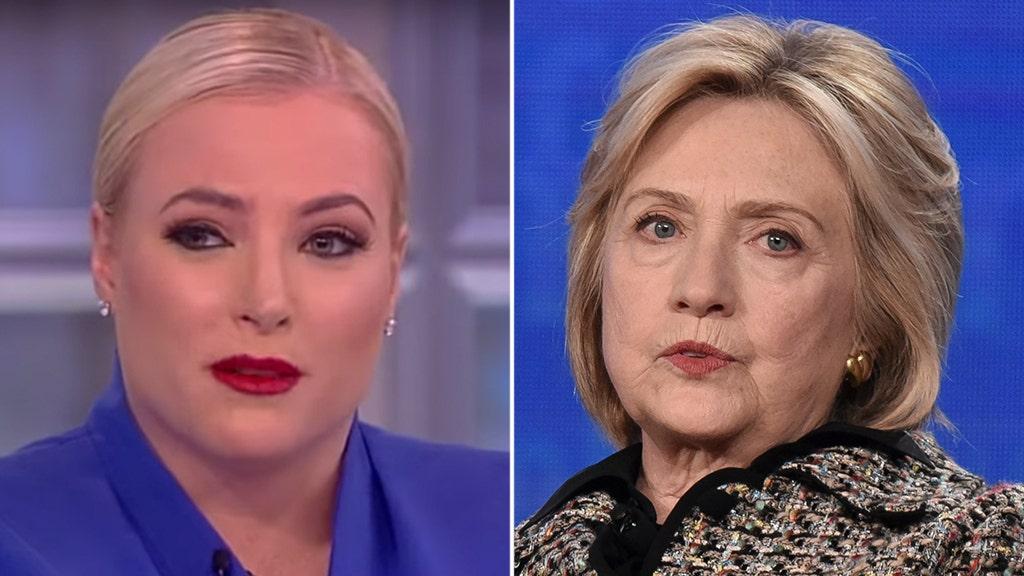 Meghan McCain trifft Hillary Clinton für Ihr Bernie Sanders jab: 'Es ist dumm, und es ist juvenile'