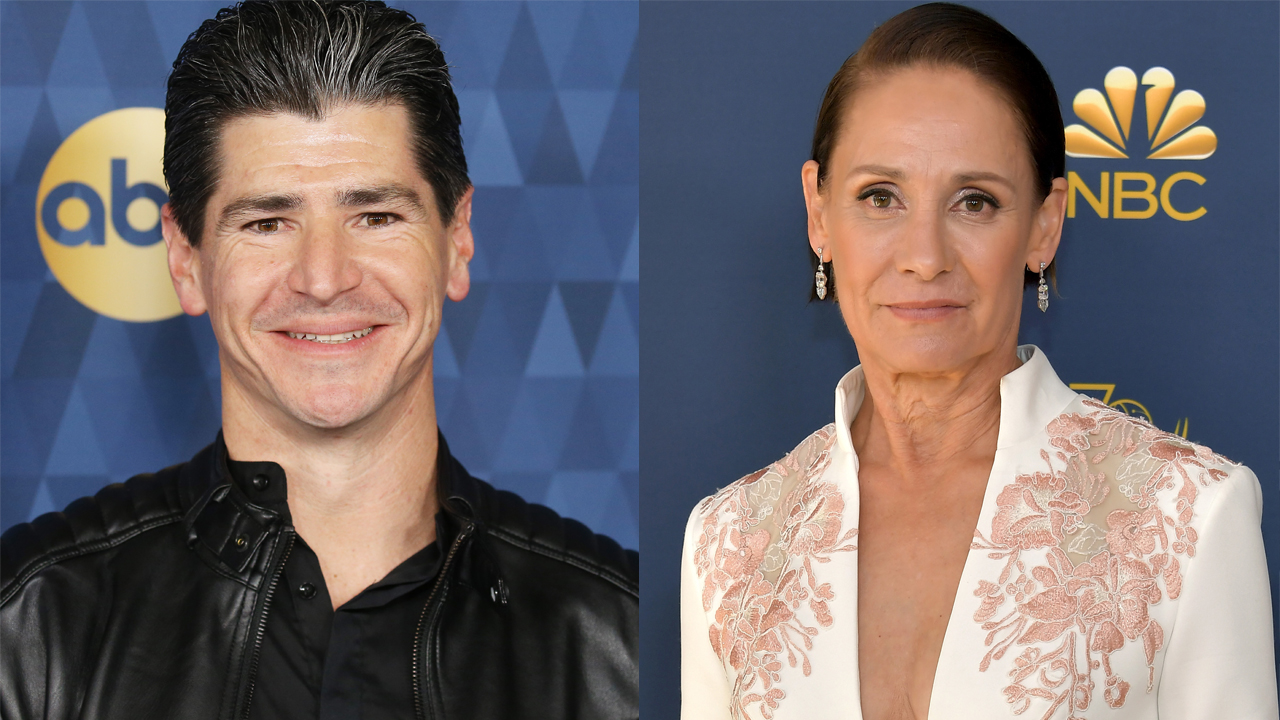 'The Conners' stars Michael Fishman, Laurie Metcalf talk upcoming live political episode