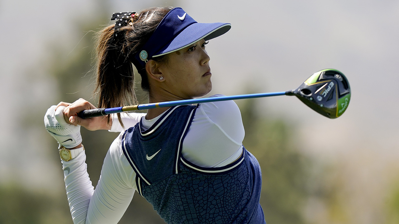 Michelle Wie expecting her first child — a girl -- in summer