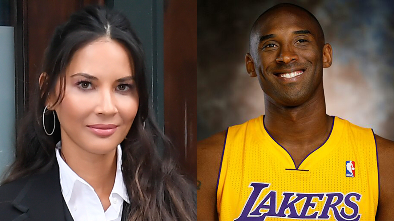 Olivia Munn posts Kobe Bryant tribute, reveals they were planning a project...