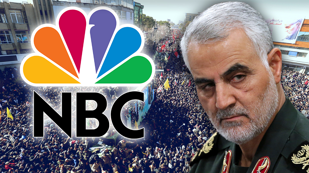 NBC News faces backlash for promoting 'live coverage' of Soleimani burial
