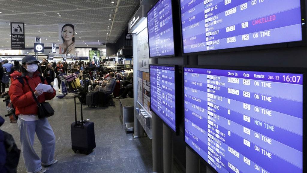 Οι αμερικανικές αεροπορικές εταιρείες για την παράταση ταξίδια απαλλαγές για τους επιβάτες που επρόκειτο να πετάξει στην Κίνα, εν μέσω coronavirus ξέσπασμα