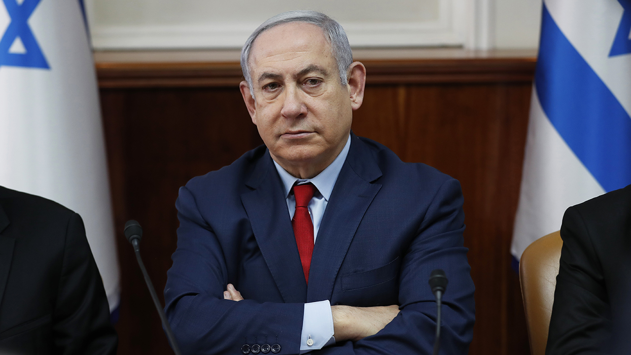 Westlake Legal Group Netanyahu Netanyahu says Israel should 'stay out' of fallout from US killing of Soleimani, per report Vandana Rambaran fox-news/world/world-regions/israel fox-news/world/conflicts/iran fox-news/world fox news fnc/world fnc article 7ae45bfe-f261-593c-bd8f-066d0387b01b