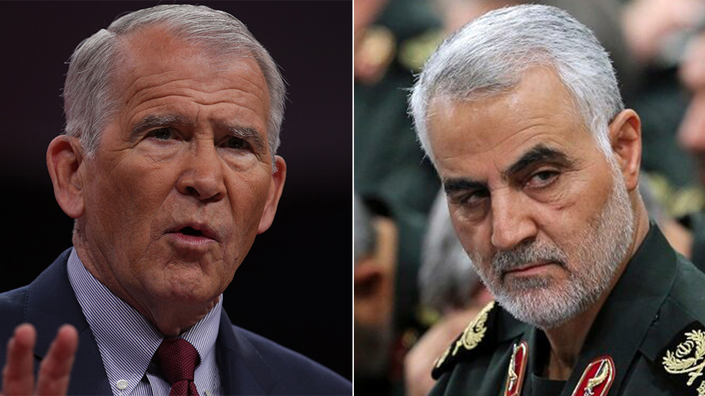 Oliver North: Soleimani's death is 'a good thing for every American and every freedom-loving person'