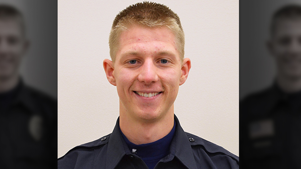 'It's a miracle': Minnesota police officer slowly recovering after being shot in the head