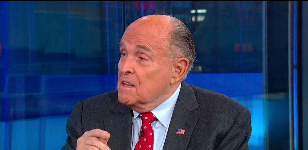 Giuliani claims innocence in response to Borat scene – Fox News