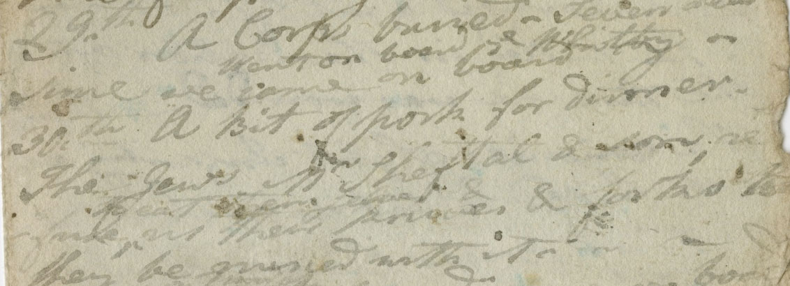 Newly-discovered documents reveal patriot pastor's tragic tale, Revolutionary War Jewish persecution