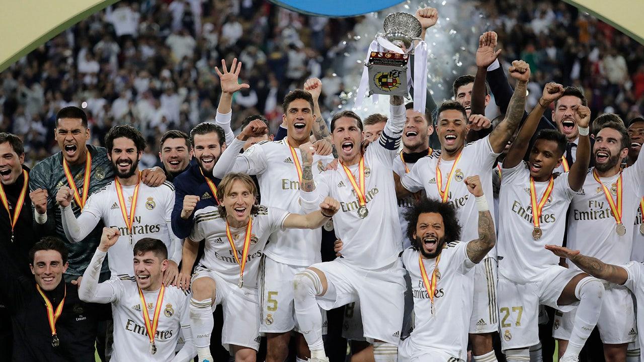 マドリードビートAtletico総決戦に勝利でスペイン語スーパーカップ