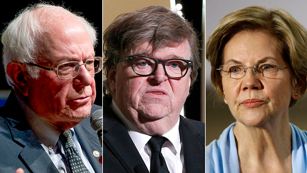 Michael Moore calls for Warren and Sanders to share delegates, unite under one ticket