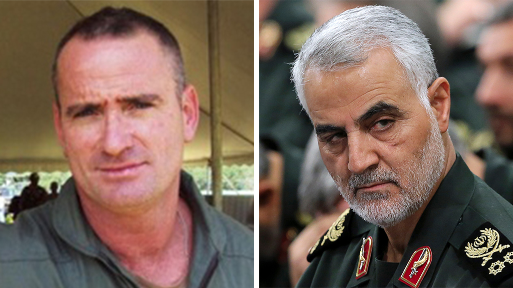 Westlake Legal Group Schappert-Soleimani_TS-AP Retired Green Beret slams Dems, says Army community buried Americans killed by Soleimani Yael Halon fox-news/world/world-regions/middle-east fox-news/world/conflicts/iran fox-news/us/military/army fox-news/politics/foreign-policy/middle-east fox news fnc/media fnc article 45dc618f-013b-539e-b9d9-4cb78b4a4039