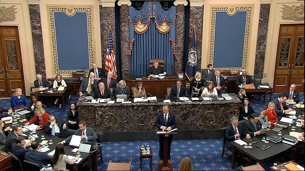 Westlake Legal Group Schiff-1 Trump impeachment verdict: How the senators voted fox-news/politics/trump-impeachment-inquiry fox-news/politics/senate fox-news/person/donald-trump fox news fnc/politics fnc db19779d-8352-5f89-8c0d-66e005896cfd article Andrew O'Reilly